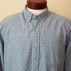 J Crew Factory Long Sleeve Button Down
